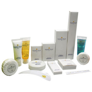 Golden Tulip Hotel Room Amenities Set Hotel Supply Manufacturer pictures & photos