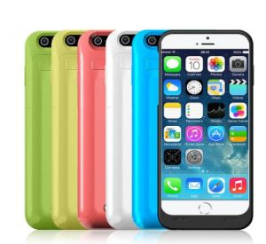 3200mAh External Battery Pack Power Bank Case for iPhone 6