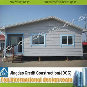 100 Sqm Prefabricated House with 3 Bedrooms and Living Room pictures & photos