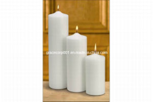 Pillar Candle Paraffin