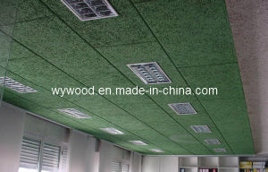Wood Wool Cement Acoustic Board pictures & photos