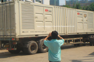 Container Soundproof Diesel Genset