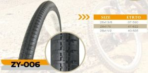 Bicycle Tire Are Used in City Road (27*1 3/8)