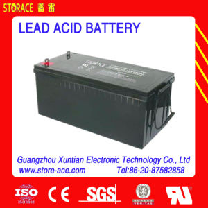VRLA Sealed Battery 12V 180ah pictures & photos