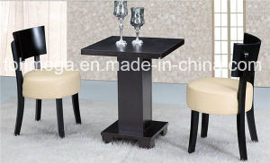 High Quality Wood Hotel Restaurant Tables and Chairs (FOH-BCA12)