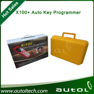 X-100+ Handheld Auto Key Programmer pictures & photos
