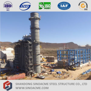 Sinoacme Prefabricated High Rise Metal Structure Industrial Building pictures & photos