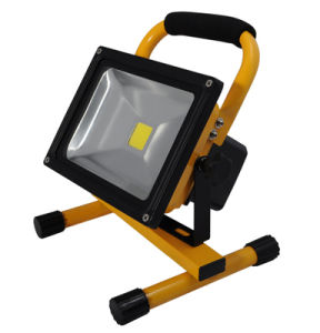 30W Rechargeable LED Floodlight