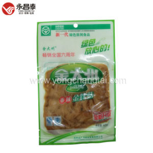 Food Plastic Packaging Bag for Flammulina Velutipes