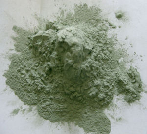 Green Silicon Carbide for Sandblasting Application F320