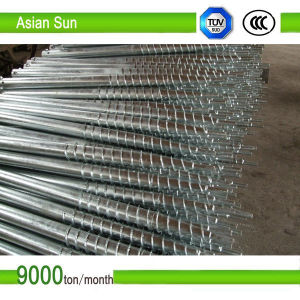 High Quality Solar Energy Screw Pile Support pictures & photos