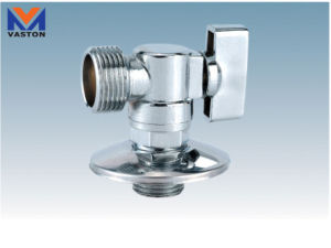 Economic Brass Angle Valve (VT-6901) pictures & photos