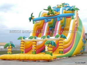 Dino Inflatable Giant Slide (B4023) pictures & photos