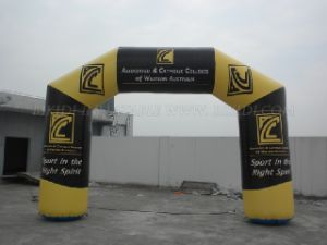 Advertising Inflatable Arches, Event Archway, Air Tight Arch, Archdoor (K4045) pictures & photos