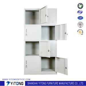 Yitong 8-Door Metal Storage Cabinet / Office Use Steel Locker pictures & photos