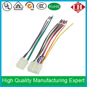 Stupendous China Custom 8 Pin Car Stereo Radio Wiring Harness China Auto Wiring Cloud Hisonuggs Outletorg