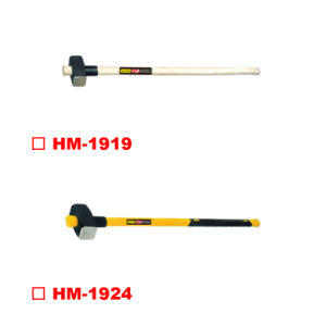 Germany Type Stoning Hammer with Wooden Handle, Anti-Assembled Model pictures & photos