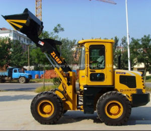0.9m3 CE Small Wheel Loaders with Weichai Engine (1.6tons) pictures & photos