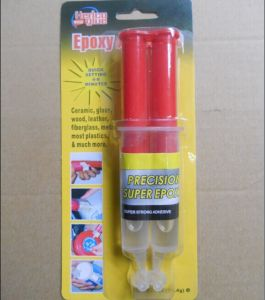 25ml 5 Minutes All Purpose Epoxy Syringe Injection Type pictures & photos