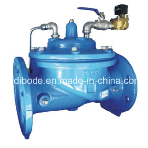 Solenoid Float Control Double Safety Valve pictures & photos