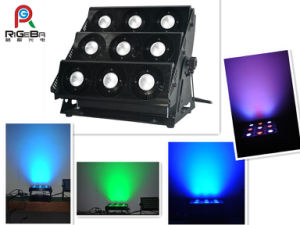RGB 3in1 9X 15W LED Outdoor Wall Washer/ LED Projector pictures & photos
