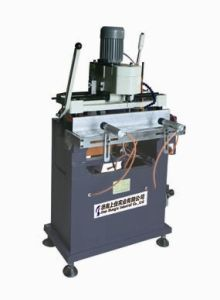 Single-Spindle Copy-Routing Aluminium Window Milling Machine of Window Machine (LXF300X100)