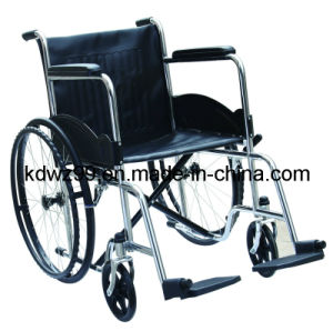 2012 New Folding Wheelchair CE, ISO13485, ISO9001, FDA Approved