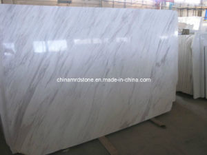 White Marble Slabs for Tombstone/Counter Top