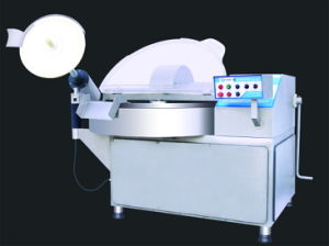 Sausage Meat Bowl Cutter (ZB-80, ZB-125, ZB-200) pictures & photos