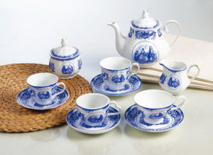 Porcelain Tea Set (HWT90015)