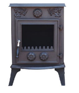 European Cast Iron Stove (FIPA029) , Wood Burning Stoves