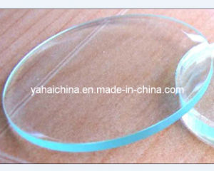 Round Edges Clear Ultra-White Float Glass