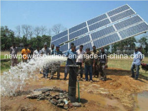 7.5kw-10kw Solar Pump for Fresh Water Supply