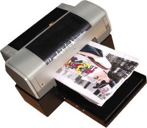 A3 Size 6 Colors Multi-Function Flatbed Digital Printer/Phone Case Printer/  T-Shirt Printer/ DTG Printer