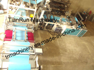 PP Non Woven Bag Making Machine (TR-WFB600) pictures & photos