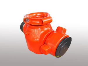 "2"" 1502 Plug Valves for Wellhead with Unions pictures & photos"