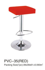 Modern Bar Stool (PVC-35) pictures & photos