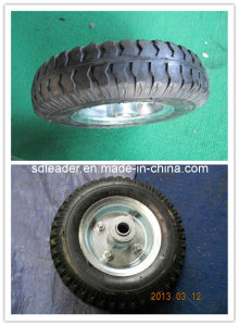 "High Quality 8""*2.50-4 Rubber Wheel (PR1402 8""*2.50-4)"