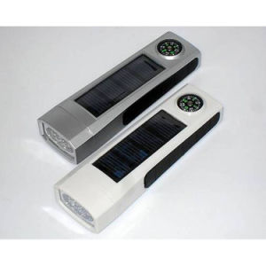 Solar Multifunctional Torch with Compass (SFL-9900) pictures & photos