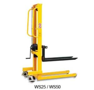 Winch Stacker (WS Series) pictures & photos