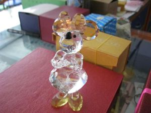 New Design Love Crystal Christmas Gifts&Crafts (CR-531) pictures & photos