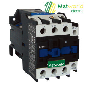 DC Operated AC Contactor DC Contactor Electrical Magnetic Contactor pictures & photos