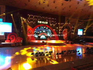 P4 Slim Advertising Stage Indoor Rental LED Display pictures & photos