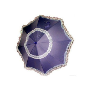 High Quality New Fashion Lace Children Umbrella pictures & photos