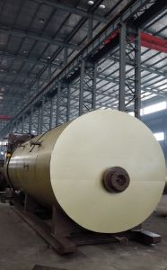 Horizontal Oil (Gas) Condensing Steam Boiler C