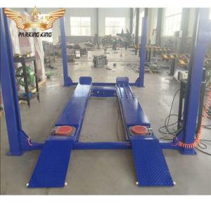 China 4 Post Car Lifts Hydraulic Jack For Alignment China Car Lift