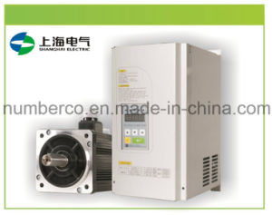 Food Machine Dedicated High Torque All-Digital AC Servo Drive (5.4kw~22kw)