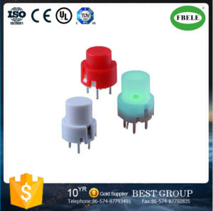 Round 8mm Switch Structure Silicone Touch Switch (FBELE) pictures & photos