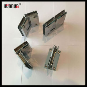 Mirror Finish Glass Hinge Used For Shower Room (HR1500H Series) pictures & photos