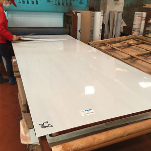 Cold Rolled 201 Stainless Steel Sheet pictures & photos